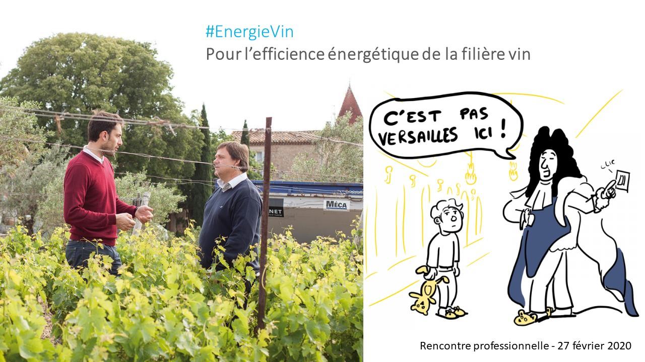 Vin : Des Clés Pour S'engager Dans L'efficience énergétique
