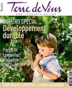 Hors Série Terre de Vins Développement Durable en Occitanie