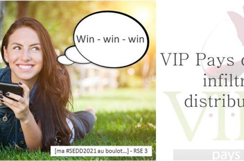 VIP Pays D'Oc Infiltre La Distribution